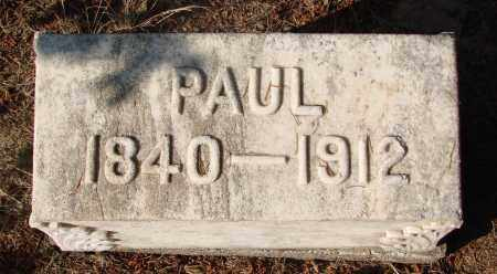 HARPOLE, PAUL - Marion County, Oregon   PAUL HARPOLE - Oregon Gravestone Photos