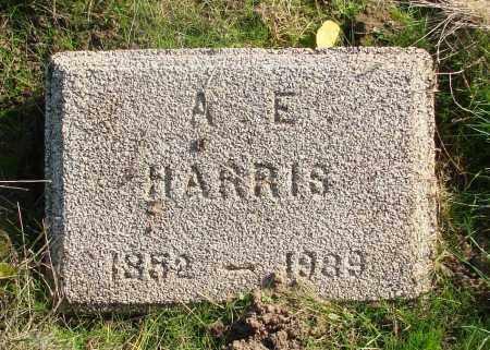 HARRIS, ALBERT EBENEZER - Marion County, Oregon   ALBERT EBENEZER HARRIS - Oregon Gravestone Photos