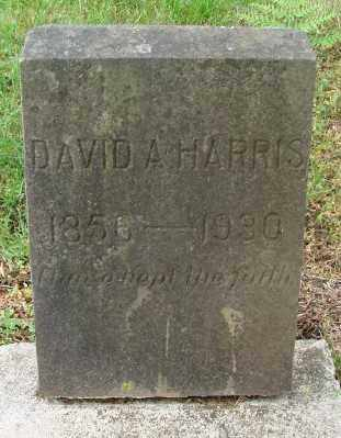 HARRIS, DAVID A - Marion County, Oregon | DAVID A HARRIS - Oregon Gravestone Photos
