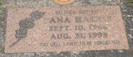 HARRIS, DANA - Marion County, Oregon | DANA HARRIS - Oregon Gravestone Photos