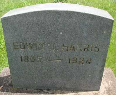 HARRIS, EDWIN JOHN - Marion County, Oregon | EDWIN JOHN HARRIS - Oregon Gravestone Photos