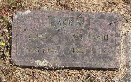 HARRIS, WILLIAM HENRY - Marion County, Oregon | WILLIAM HENRY HARRIS - Oregon Gravestone Photos
