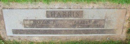 HARRIS, HARLAN H - Marion County, Oregon | HARLAN H HARRIS - Oregon Gravestone Photos