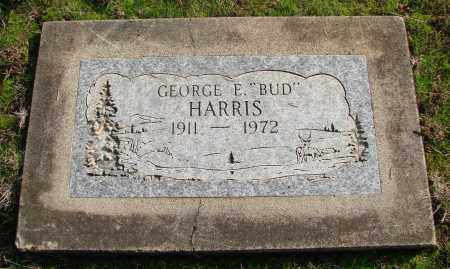 HARRIS, GEORGE ELMER - Marion County, Oregon | GEORGE ELMER HARRIS - Oregon Gravestone Photos