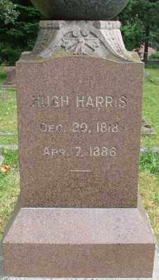 HARRIS, HUGH CARREL - Marion County, Oregon | HUGH CARREL HARRIS - Oregon Gravestone Photos