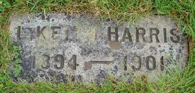 HARRIS, L KEITH - Marion County, Oregon | L KEITH HARRIS - Oregon Gravestone Photos