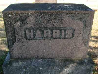 HARRIS, MONUMENT - Marion County, Oregon   MONUMENT HARRIS - Oregon Gravestone Photos