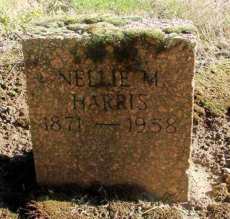 HARRIS, NELLIE M - Marion County, Oregon   NELLIE M HARRIS - Oregon Gravestone Photos