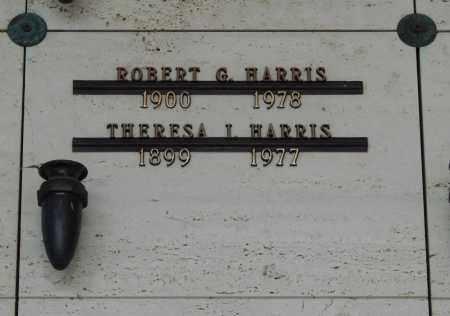 HARRIS, THERESA I - Marion County, Oregon   THERESA I HARRIS - Oregon Gravestone Photos