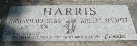 HARRIS, RICHARD DOUGLAS - Marion County, Oregon | RICHARD DOUGLAS HARRIS - Oregon Gravestone Photos