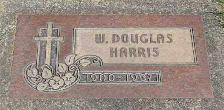 HARRIS, W DOUGLAS - Marion County, Oregon | W DOUGLAS HARRIS - Oregon Gravestone Photos