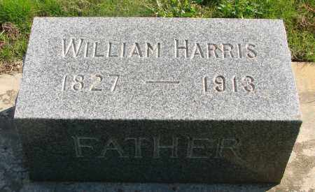 HARRIS, WILLIAM R - Marion County, Oregon   WILLIAM R HARRIS - Oregon Gravestone Photos
