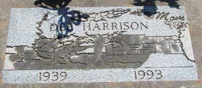 HARRISON, DEE - Marion County, Oregon | DEE HARRISON - Oregon Gravestone Photos