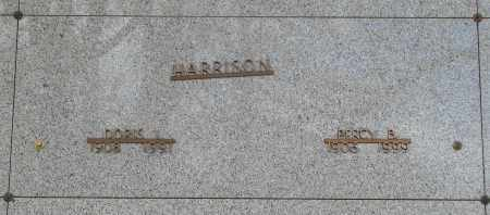 HARRISON, DORIS IRENE - Marion County, Oregon   DORIS IRENE HARRISON - Oregon Gravestone Photos