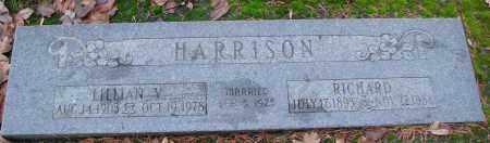 HARRISON, LILLIAN VIVIAN - Marion County, Oregon | LILLIAN VIVIAN HARRISON - Oregon Gravestone Photos