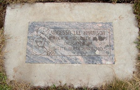 HARRISON, VANESSA LEE - Marion County, Oregon | VANESSA LEE HARRISON - Oregon Gravestone Photos