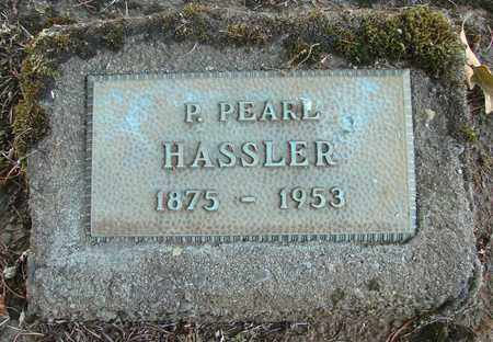 HASSLER, PHILLIP PEARL - Marion County, Oregon | PHILLIP PEARL HASSLER - Oregon Gravestone Photos