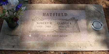HATFIELD, GLADYS E - Marion County, Oregon   GLADYS E HATFIELD - Oregon Gravestone Photos