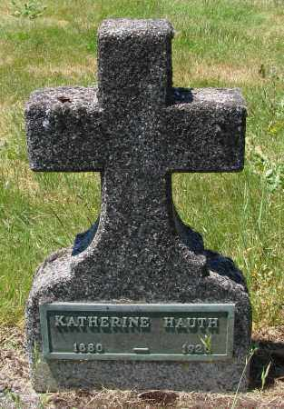 HAUTH, KATHERINE - Marion County, Oregon | KATHERINE HAUTH - Oregon Gravestone Photos