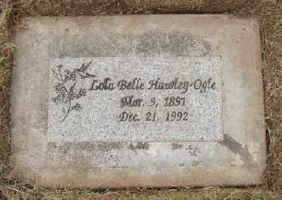 HAWLEY-OGLE, LOLA BELLE - Marion County, Oregon   LOLA BELLE HAWLEY-OGLE - Oregon Gravestone Photos