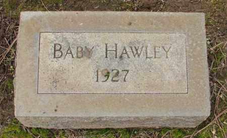 HAWLEY, BABY - Marion County, Oregon   BABY HAWLEY - Oregon Gravestone Photos