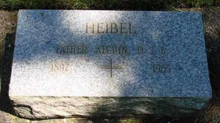 HEIBEL, ALCUIN - Marion County, Oregon | ALCUIN HEIBEL - Oregon Gravestone Photos
