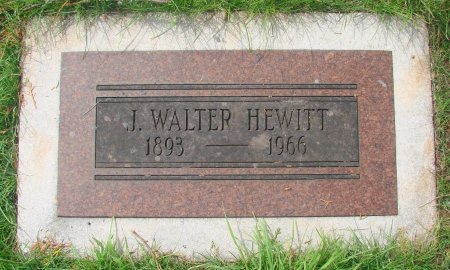 HEWITT, JOHN WALTER - Marion County, Oregon | JOHN WALTER HEWITT - Oregon Gravestone Photos