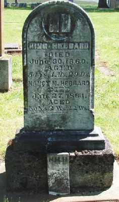 BRISBIN HIBBARD, NANCY M - Marion County, Oregon | NANCY M BRISBIN HIBBARD - Oregon Gravestone Photos