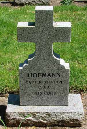 HOFMANN, STEPHEN - Marion County, Oregon | STEPHEN HOFMANN - Oregon Gravestone Photos