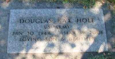 HOLT, DOUGLAS RAY - Marion County, Oregon | DOUGLAS RAY HOLT - Oregon Gravestone Photos