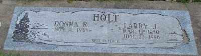 HOLT, DONNA R - Marion County, Oregon | DONNA R HOLT - Oregon Gravestone Photos