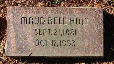 HOLT, MAUD BELL - Marion County, Oregon | MAUD BELL HOLT - Oregon Gravestone Photos