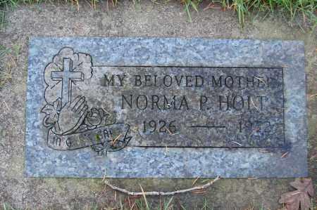 HOLT, NORMA P - Marion County, Oregon | NORMA P HOLT - Oregon Gravestone Photos