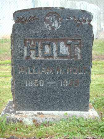 HOLT, WILLIAM H. - Marion County, Oregon | WILLIAM H. HOLT - Oregon Gravestone Photos