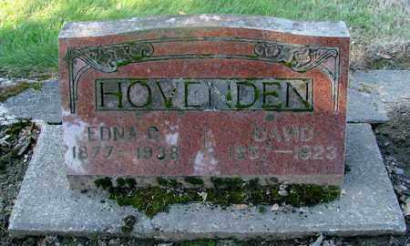 HOVENDEN, DAVID - Marion County, Oregon | DAVID HOVENDEN - Oregon Gravestone Photos