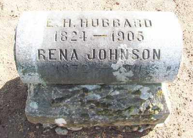 JOHNSON, RENA - Marion County, Oregon | RENA JOHNSON - Oregon Gravestone Photos