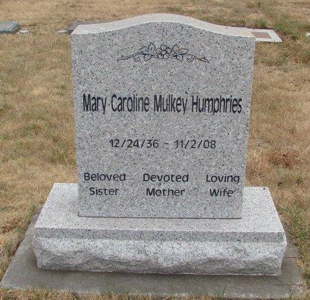 MULKEY, MARY CAROLINE - Marion County, Oregon   MARY CAROLINE MULKEY - Oregon Gravestone Photos