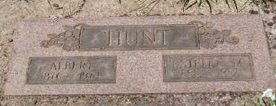 HUNT, ALBERT - Marion County, Oregon | ALBERT HUNT - Oregon Gravestone Photos