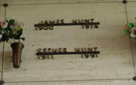 HUNT, JAMES - Marion County, Oregon | JAMES HUNT - Oregon Gravestone Photos