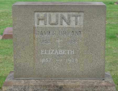 HUNT, ELIZABETH - Marion County, Oregon | ELIZABETH HUNT - Oregon Gravestone Photos