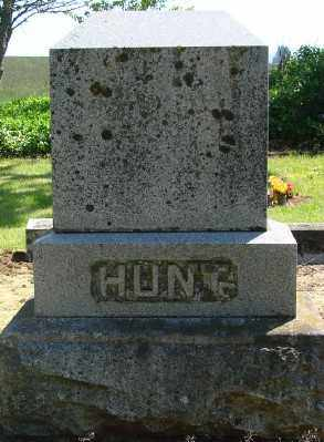 HUNT, MONUMENT - Marion County, Oregon | MONUMENT HUNT - Oregon Gravestone Photos
