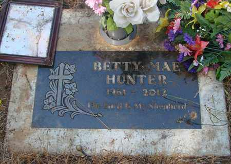 HUNTER, BETTY MAE - Marion County, Oregon | BETTY MAE HUNTER - Oregon Gravestone Photos