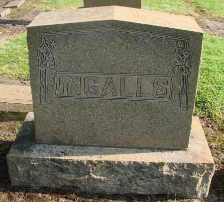INGALLS, ETHEL - Marion County, Oregon | ETHEL INGALLS - Oregon Gravestone Photos