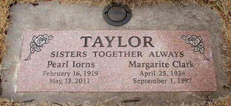 TAYLOR, MARGARITE - Marion County, Oregon | MARGARITE TAYLOR - Oregon Gravestone Photos