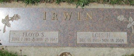 IRWIN, LOIS H - Marion County, Oregon | LOIS H IRWIN - Oregon Gravestone Photos