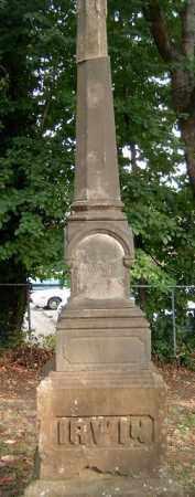 IRWIN, FAMILY - Marion County, Oregon   FAMILY IRWIN - Oregon Gravestone Photos