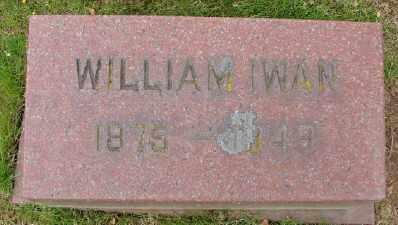 IWAN, WILLIAM - Marion County, Oregon | WILLIAM IWAN - Oregon Gravestone Photos