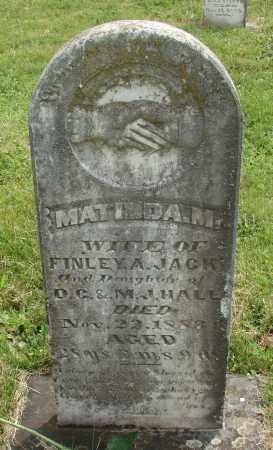 HALL, MATILDA M - Marion County, Oregon | MATILDA M HALL - Oregon Gravestone Photos