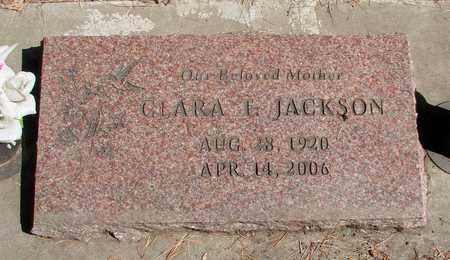 PUNTENEY JACKSON, CLARA T - Marion County, Oregon | CLARA T PUNTENEY JACKSON - Oregon Gravestone Photos