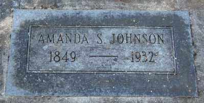 JOHNSON, AMANDA SAVANNA - Marion County, Oregon | AMANDA SAVANNA JOHNSON - Oregon Gravestone Photos